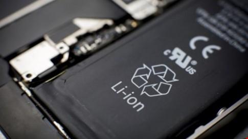 Công nghệ mới giúp tăng gấp 5 lần dung lượng pin