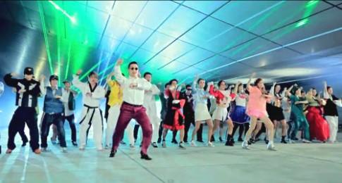 Lượt xem Gangnam Style vượt ngưỡng bộ đếm của YouTube