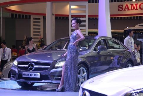 Mercedes CLS - nét đẹp 'coupe 4 cửa'