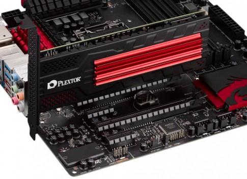 Plextor giới thiệu ổ SSD tốc độ cao tại CES 2015