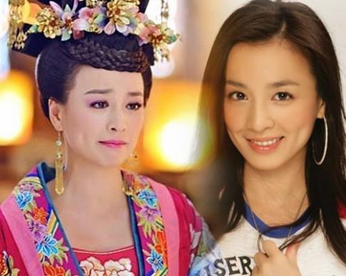 12 mỹ nữ má lúm đồng tiền duyên nhất Trung Quốc