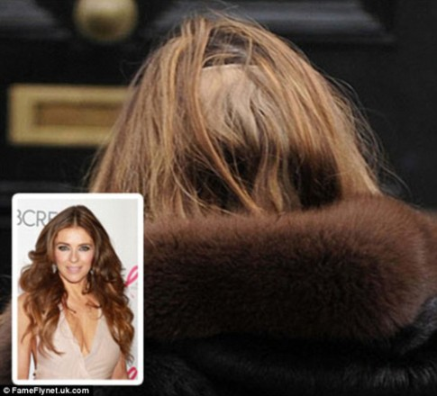 Bí mật đằng sau mái tóc dày bồng bềnh của sao