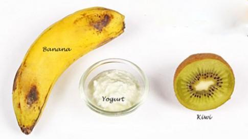 Công thức tắm trắng đơn giản từ trái kiwi