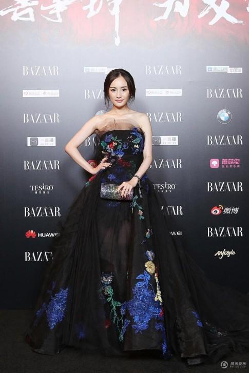 Mỹ nhân Hoa ngữ nô nức đọ vẻ đẹp nữ thần trên thảm đỏ