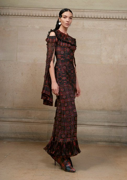 Bộ sưu tập couture Xuân 2017 của Givenchy