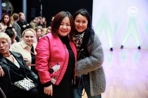 Thành viên Haute Couture của Pháp tham gia tuần thời trang Việt Nam
