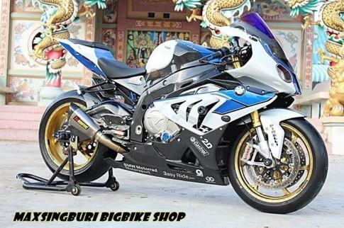 BMW HP4 với nét đẹp đầy xa xỉ của dân choi Thái
