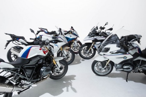 BMW Motorrad ra mắt 5 mẫu xe phiên bản kỷ niệm 100 năm tại thị trường Nhật Bản