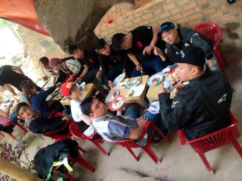 CLB Winner The Joker tổ chức Picnic 6/11 tại KDL sinh thái CAO MINH Hồ Trị An