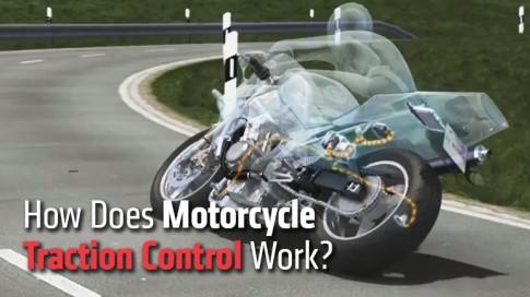 Hiểu rõ hơn về hệ thống kiếm soát độ bám đường trên xe mô tô