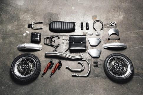 Hiểu thêm về phong cách độ xe mô tô dạng Body Kit