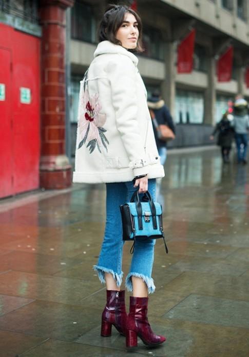 Muốn mặc jeans đẹp, nhất định phải có 4 kiểu giày