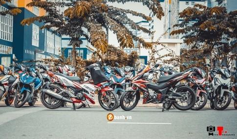 Winner Bình Dương giao lưu cùng Exciter Thủ Đức