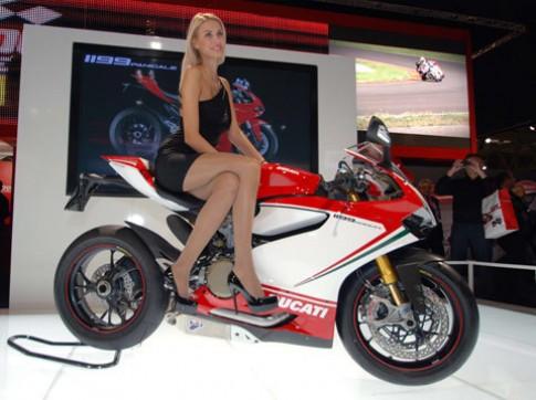 1199 Panigale - siêu phẩm mới của Ducati