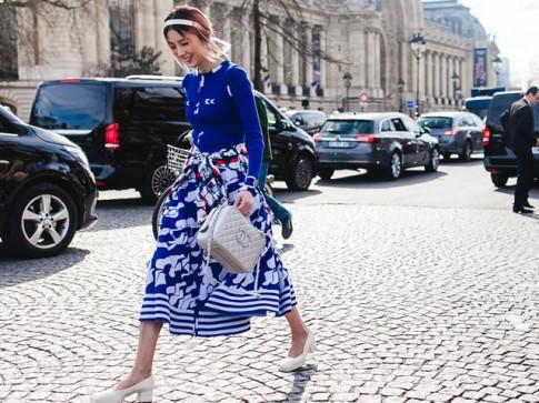5 màu sắc trang phục giúp bạn thấy hạnh phúc, yêu đời