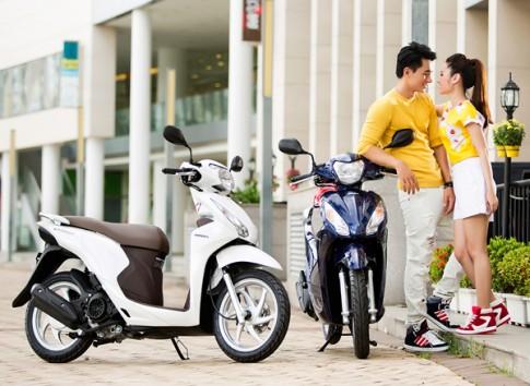 [Ảnh đẹp] Honda Vision 2014 thời trang và cá tính