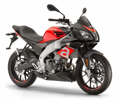 Aprilia ra mắt hai mẫu xe mô tô 125 phân khối mới