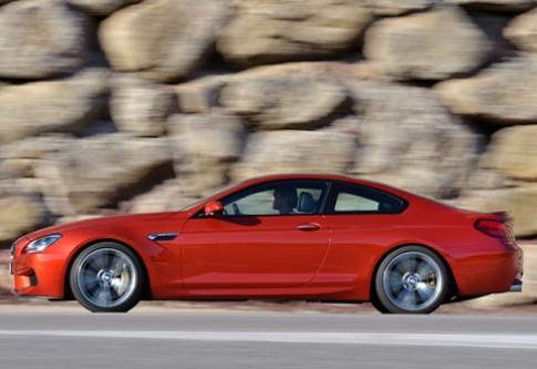 BMW báo giá M6 Coupe 2013