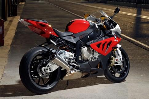 BMW nâng cấp S1000RR