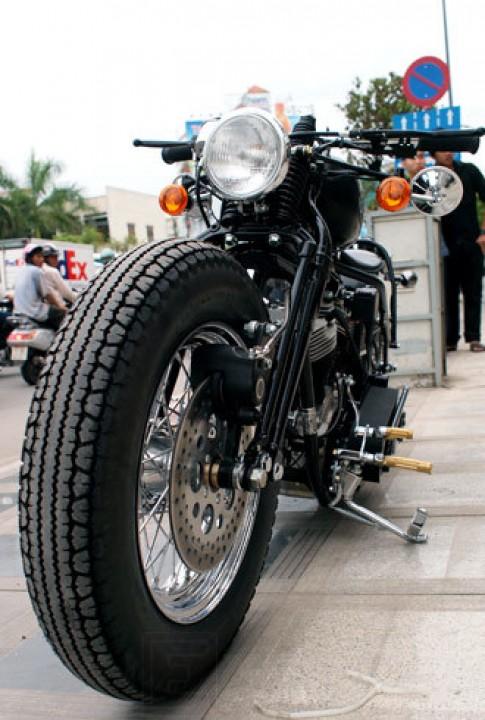 Bộ sưu tập môtô hàng đầu tại Việt Nam 2010