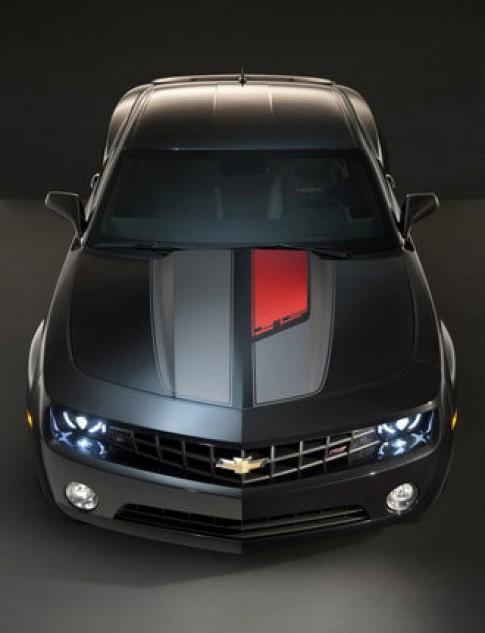 Camaro 2012 phien ban dac biet cua Chevrolet