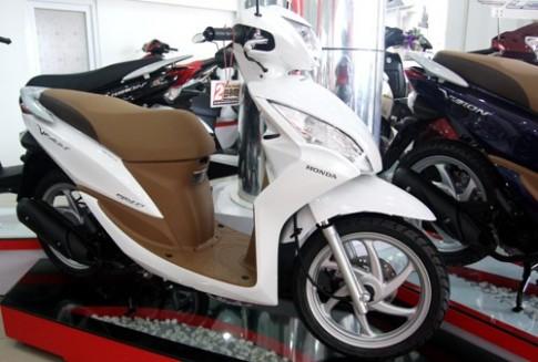 Cặp đôi xe máy ra mắt vào tháng 10 ở Việt Nam