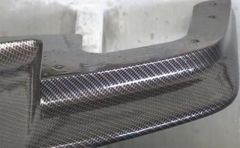 Công nghệ giả sợi carbon bằng thủy lực