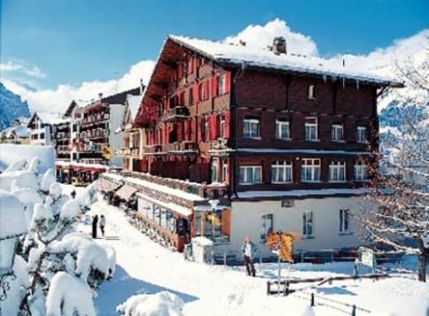 Đến Thụy Sĩ thăm làng cổ Wengen