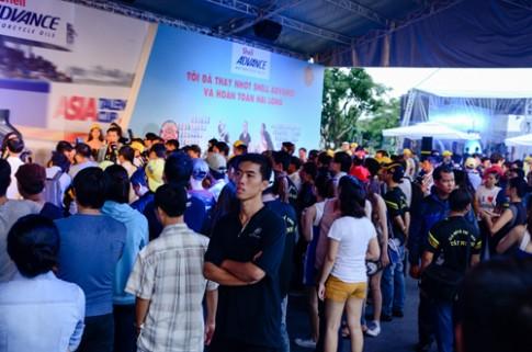 Gan 20.000 nguoi tham du Vietnam Motobike Festival 2014