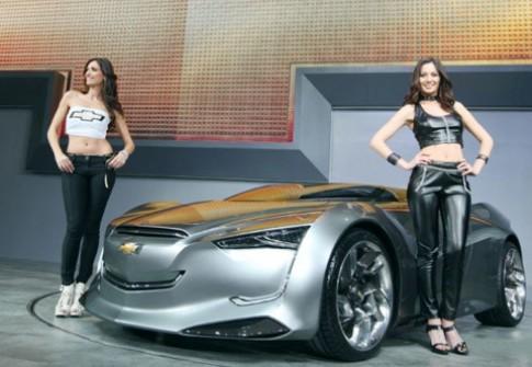 GM Han Quoc trinh lang mau xe hybrid