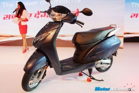 Honda Activa - xe tay ga 125 phân khối mới