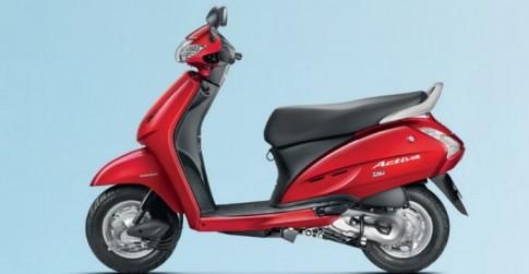 Honda Active 110cc mẫu xe ga giá rẻ chuẩn bị ra mắt phiên bản mới
