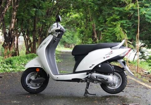 Honda phát triển xe tay ga giá rẻ 600 USD