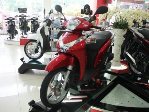 Honda SH và SH Mode tăng giá 6 triệu đồng