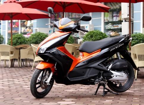 Honda Việt Nam chuẩn bị ra mắt xe tay ga mới