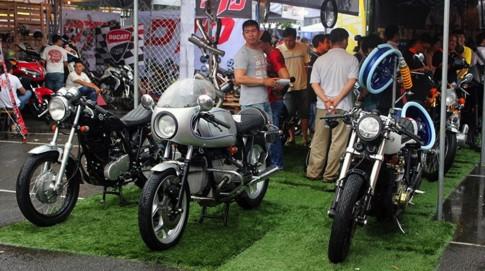 Lễ hội môtô lớn nhất Việt Nam lùi ngày khai cuộc