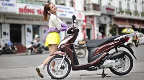 Những lý do khiến phụ nữ Việt luôn yêu mến xe tay ga