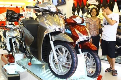 Những mẫu xe tay ga 150 phân khối đang được bán tại Việt Nam