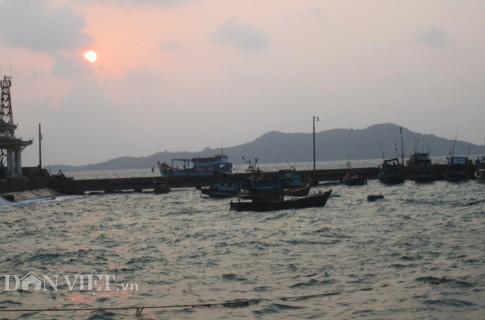Phóng sự ảnh: Bình yên đảo Nam Du