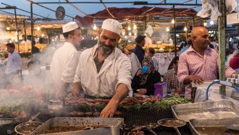 Sài Gòn lọt Top 15 thiên đường ẩm thực đường phố TG
