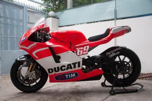 Siêu môtô Ducati 'mạnh nhất' về Việt Nam
