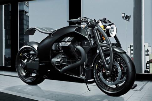 Siêu môtô Renard GT sợi carbon giá 100.000USD
