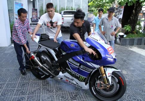 Siêu môtô triệu đô xuất hiện ở Đà Nẵng