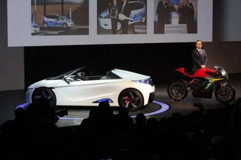 Tokyo Motor Show 2011 - vuot qua khung hoang