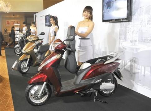 Top 10 xe máy bán chạy nhất tại Việt Nam năm 2014 (P2)