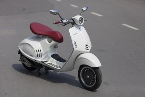 Vespa 946 giá chưa tới 12.000 USD tại Nhật