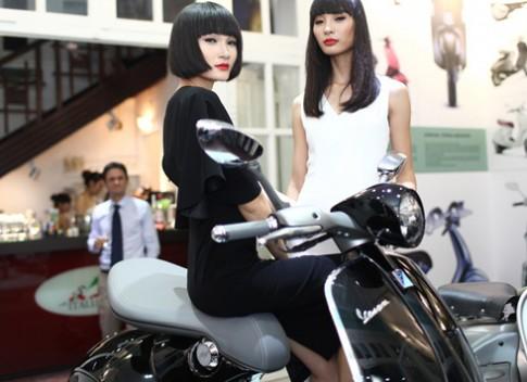 Vespa 946 - xe tay ga đắt nhất Việt Nam