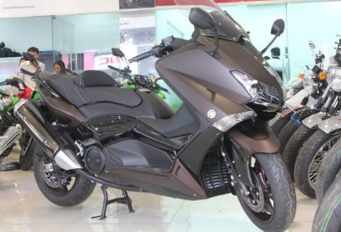 Xe tay ga Yamaha T-MAX 2015 đầu tiên tại Việt Nam