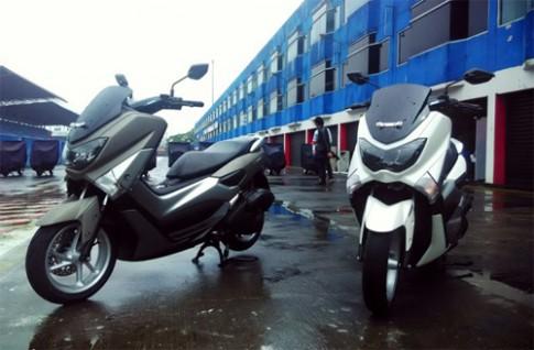 Yamaha NMax 150 giá gần 2.200 USD tại Indonesia