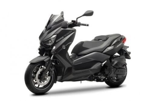 Yamaha X-Max 400 phiên bản đen tuyền
